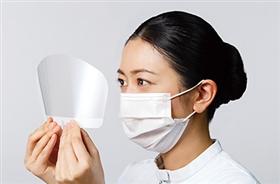 3M マスクにくっつくアイガード歯科用