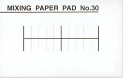 練和紙 №30