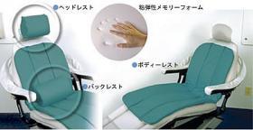 クレセント・クッションシリーズ / Crescent Cushion Series