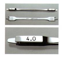 ブラケットハイトゲージ .022スロット用