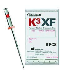 K3 XFファイル