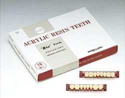 レジン臼歯