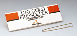ユニゴールドプレソルダー