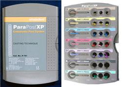 パラポストXP(鋳造用技工コンプリートキット)