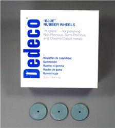 ラバーホイール (ブルー#5004)