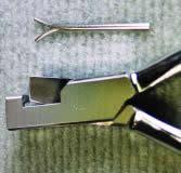 バー線脚分割鉗子