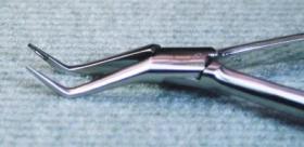 ピンセットプライヤー No.3 ダイヤ付 コーク型