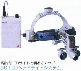 3S LEDヘッドライトシステム