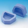 スタディモデルゴム枠・乳歯顎用 角型 [H12-B]