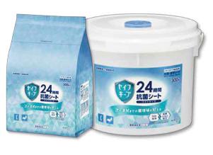 セイフキープワイド 24時間抗菌シート ワイド