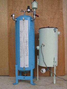 加圧洗浄除菌加圧タンクセット