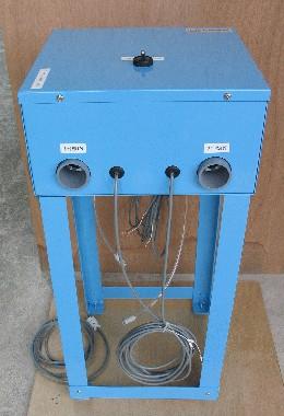 分離器配管自動切替バイパス弁