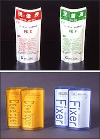 FRーD&F(XーRay自動現像機用現像液&定着液)