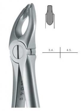 抜歯鉗子 #35 Aタイプ