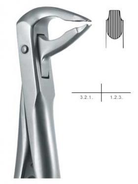抜歯鉗子 #36A Aタイプ