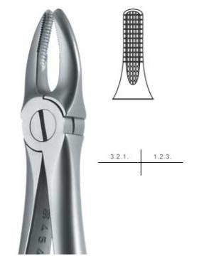 抜歯鉗子 #2 Eタイプ