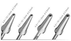 マイクロ オステオトーム インサート コンベックス φ2.0mm
