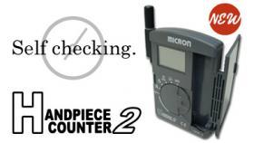 ハンドピースカウンター2 / HPWー2 回転数測定 / Revolution