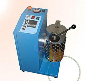 真空差圧式鋳造機テクノ