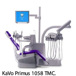 kavoユニットプリムス1058